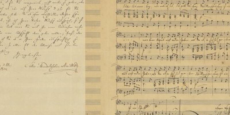 Mendelssohn'un eseri, 140 yıl sonra bulundu