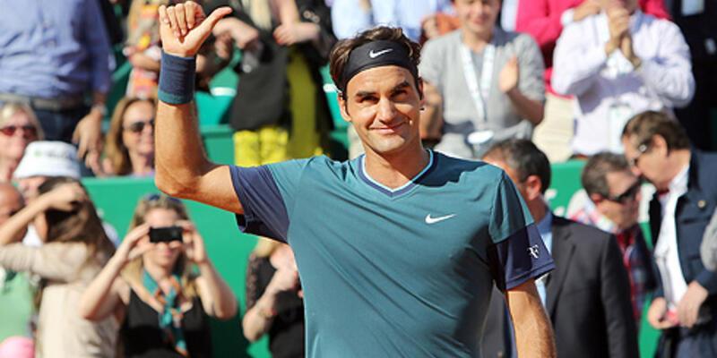 Federer bebek heyecanından turnuvayı bıraktı