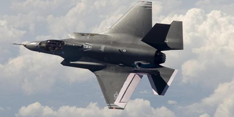 Türkiye F-35 için düğmeye bastı
