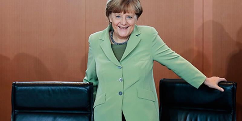 Merkel, havuç diyetiyle 10 kilo verdi