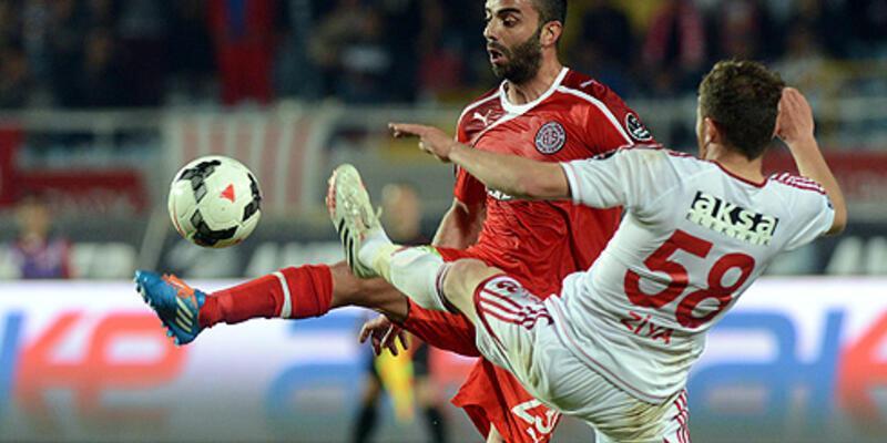 Antalyaspor'da 4 futbolcu serbest kalacak