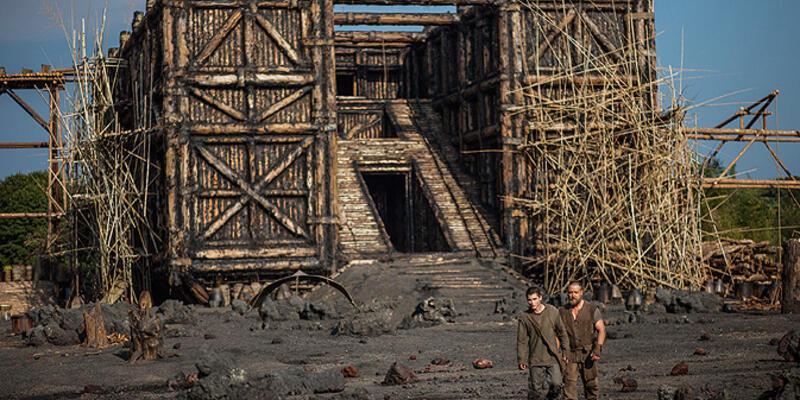 """Şırnaklılar """"Nuh'un Gemisi""""ni istiyor"""
