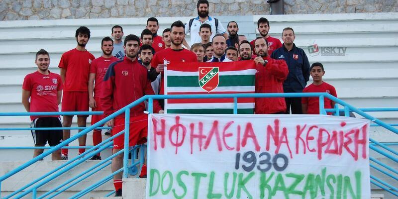 Lailapas - Karşıyaka maçı 84 yıl önce kaldığı yerden devam ediyor