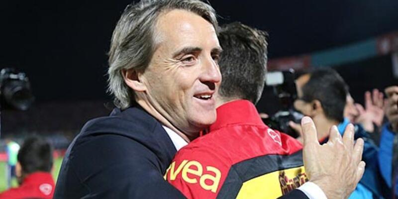 Mancini: Lig şampiyonluğu istiyorum