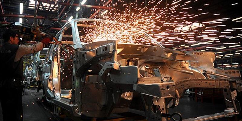 Sanayi üretimi yüzde 4.2 arttı