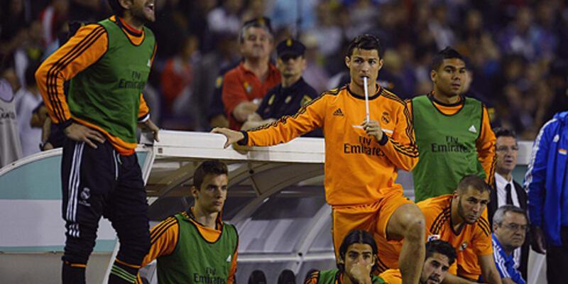 La Liga: Real Madrid - Valladolid: 1-1