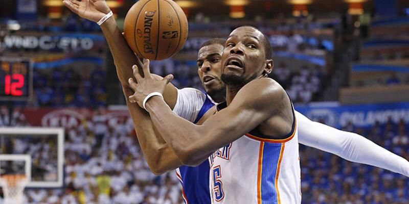 Oklahoma City Thunder - Los Angeles Clippers: 112-101 (NBA play-off )