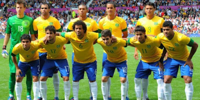 2014 Dünya Kupası Brezilya aday kadrosu