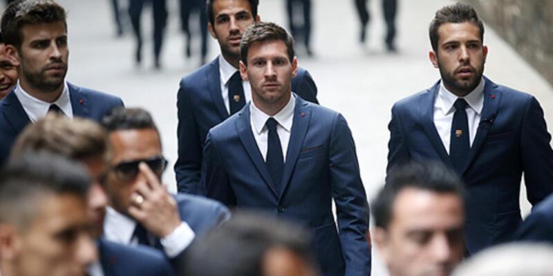 Messi: Artık şampiyonluk bize bağlı