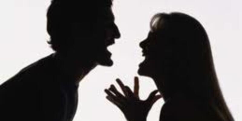 Eşini kaşıkla döven kadına uzaklaştırma cezası
