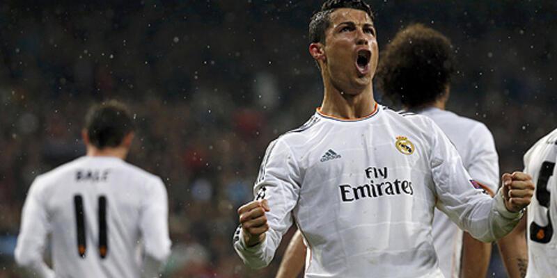 UEFA, Ronaldo'nun en iyi gollerini seçti