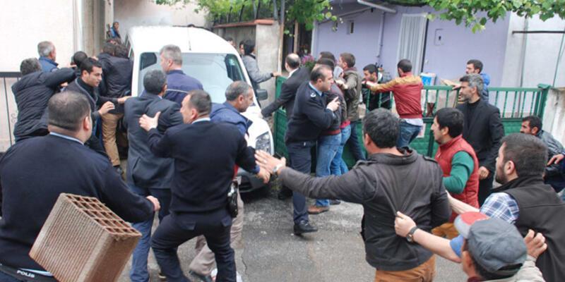Sakarya'da taciz zanlısına linç girişimi