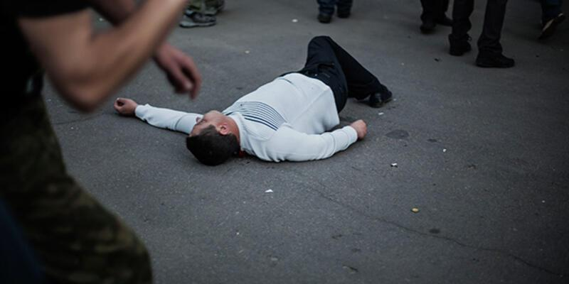Ukrayna'daki referandumda çatışma: 1 ölü