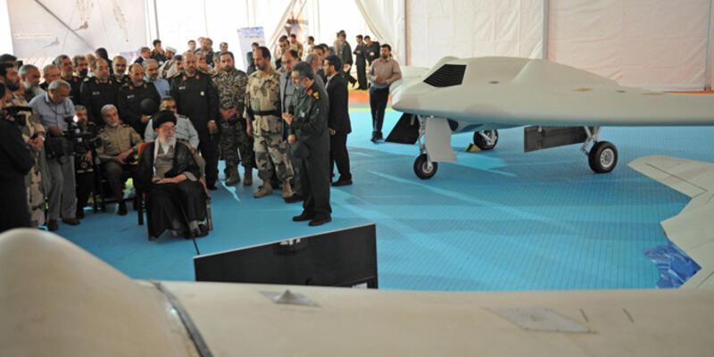 İran ABD uçağının kopyasını üretti