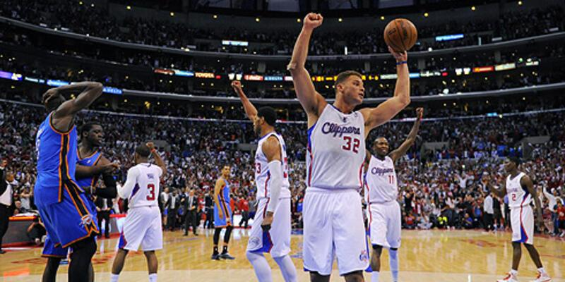 Clippers'tan müthiş geri dönüş!