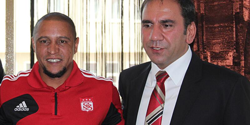 Roberto Carlos Sivas'ta kalacak mı?