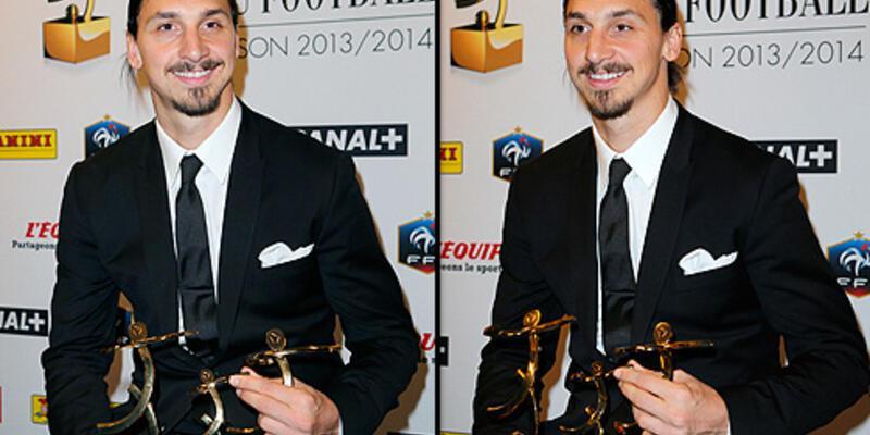 Yılın futbolcusu Ibrahimovic