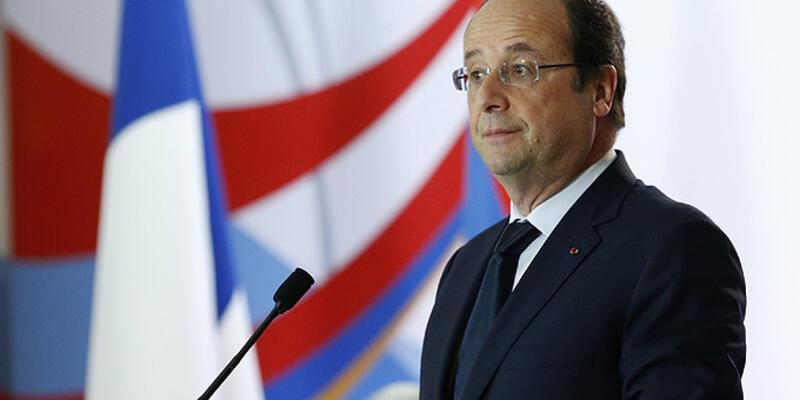 """Hollande'dan Türkiye'ye: """"Soykırımı tanımak bölmez, birleştirir"""""""
