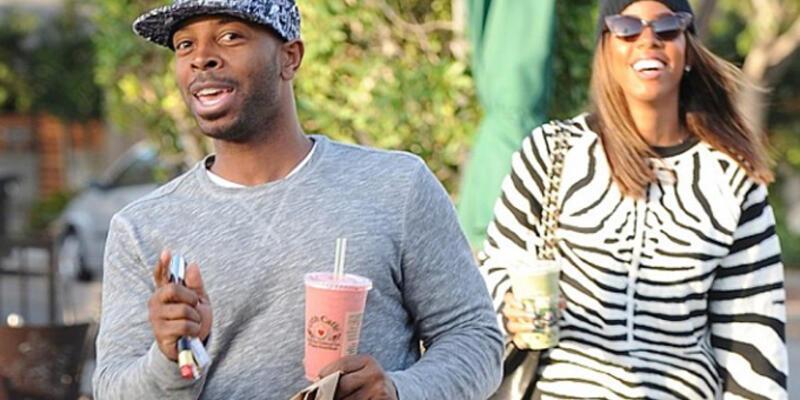 Kelly Rowland Tim Witherspoon ile evlendi