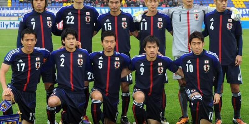 Japonya'nın 2014 Dünya Kupası kadrosu