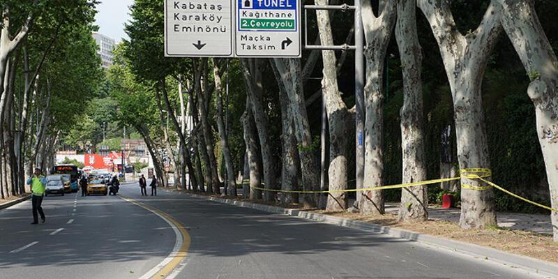 "Dolmabahçe'de ""motosiklet sepeti"" alarmı"