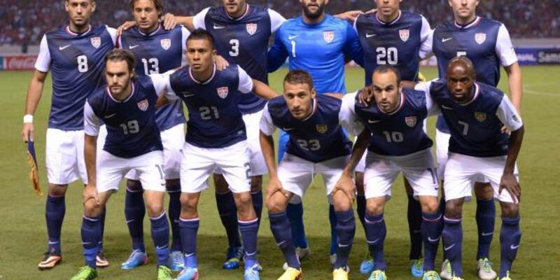 ABD'nin 2014 Dünya Kupası aday kadrosu