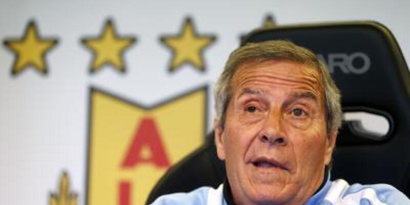 Uruguay'ın Dünya Kupası aday kadrosu
