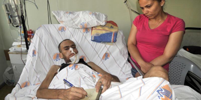 Biber gazı nedeniyle kansere yakalanan Mehmet İstif hayatını kaybetti