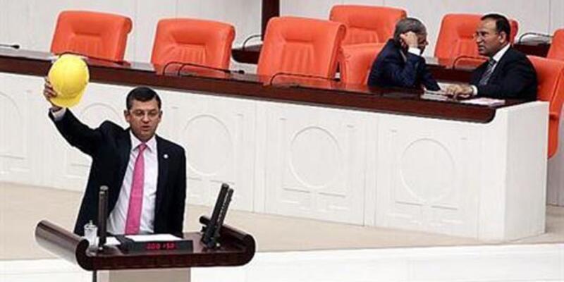 Meclis'teki Soma madenleri görüşmelerinde uyarı yapılmış