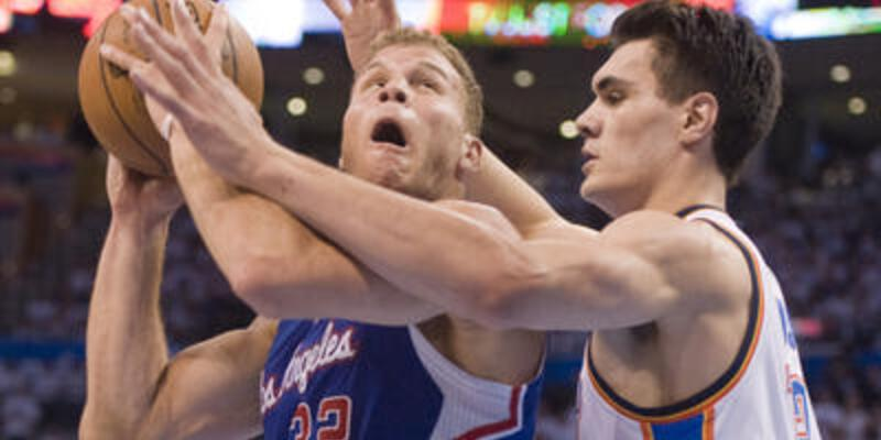 Oklahoma City Thunder son saniyede güldü