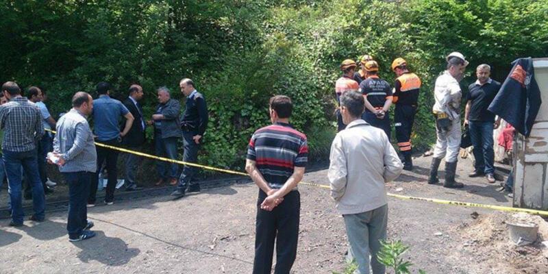 Zonguldak'ta da maden ocağında göçük!