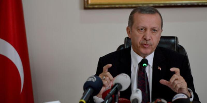 """Erdoğan Soma'da konuştu: """"Bunlar olağan şeylerdir"""""""