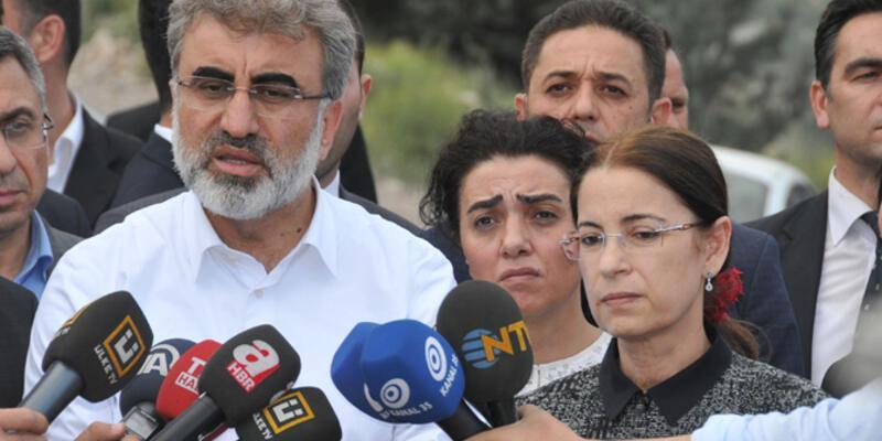 Bakanlar ve yetkililer hakkında Soma suç duyurusu