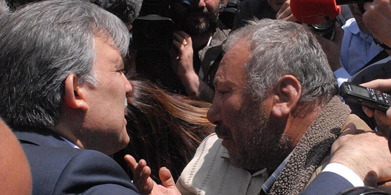 """Vatandaştan Gül'e: """"Taşeronluk istemiyoruz"""""""