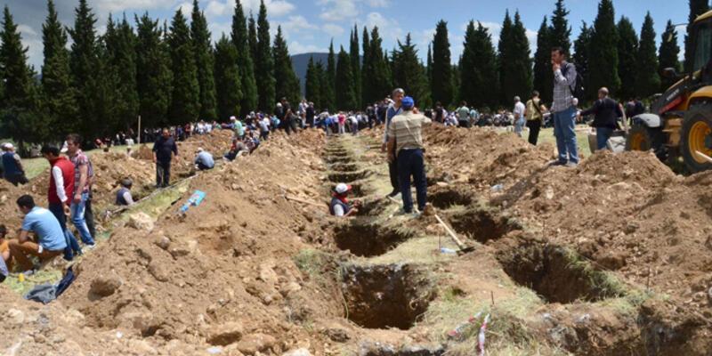 AFAD Soma'da hayatını kaybedenlerin isimlerinı açıkladı