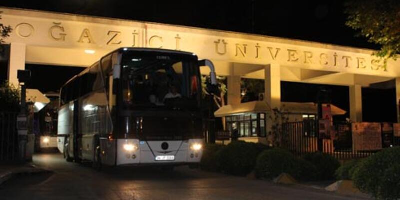 Boğaziçi Üniversiteliler Soma'ya gitti