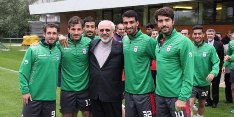 Twitter'ın zaferi: İranlı futbolcular artık Twitter'da