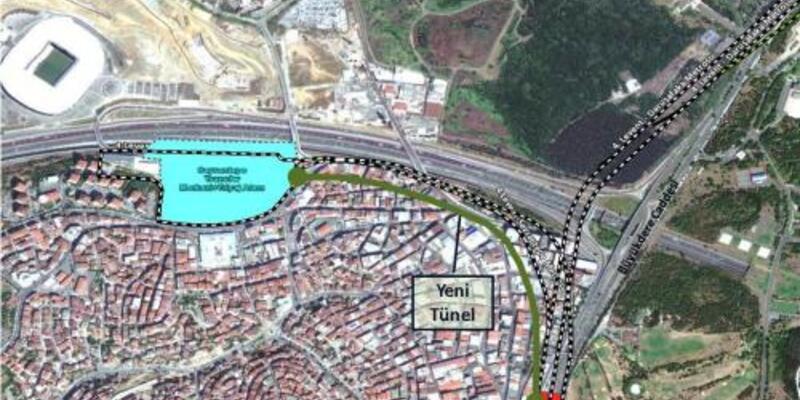 Sanayi Mahallesi - Seyrantepe metro seferlerine 4 ay ara verilecek