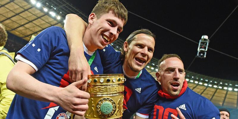Almanya Kupası uzatmada Bayern Münih'in