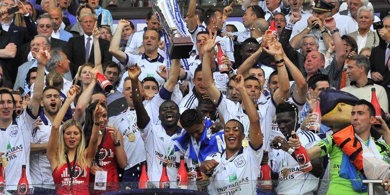 Anderlecht, 33. kez şampiyon