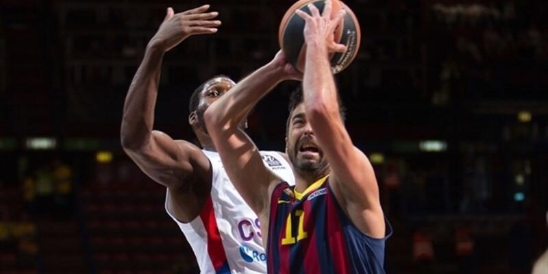THY Avrupa Ligi: Barcelona: 93 - CSKA Moskova: 78