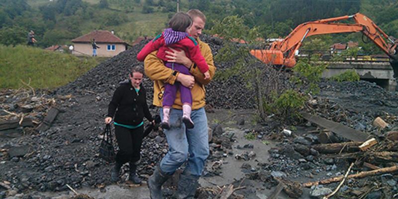 Türkiye'den Bosna'ya yardım