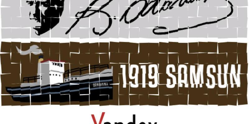 Yandex'ten 19 Mayıs logosu
