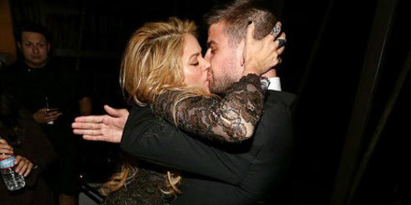 Shakira Pique'yi böyle teselli etti