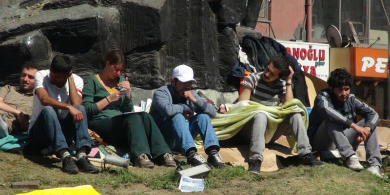 8 öğrenci Soma için açlık grevinde