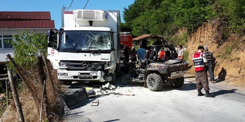 Ali Şen'in torunu, trafik kazasında öldü