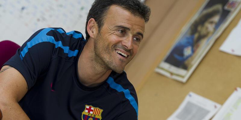İşte Luis Enrique'nin Barcelona'sı