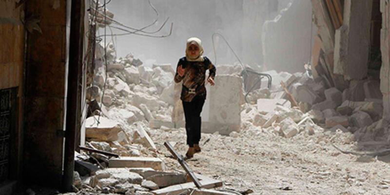 Suriye'de savaşın bilançosu 162 bin ölü!