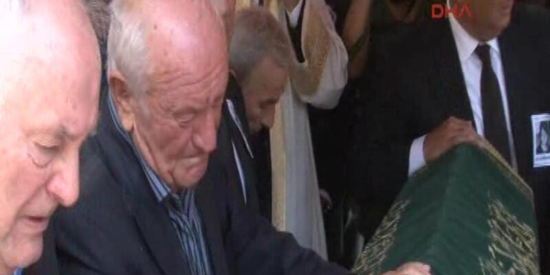Ali Şen'in gözyaşları...