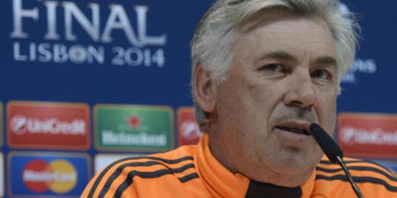 Ancelotti: Atletico'nun gücü oyuncularında değil